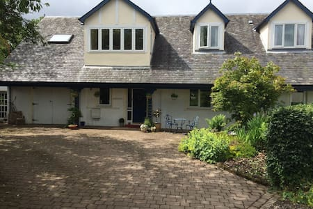 Large Ensuite Private Bedroom in heart of Scotland - Dunblane  - Villa