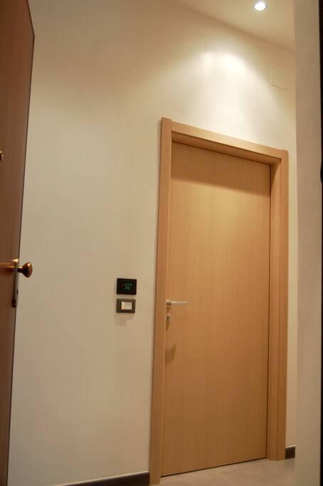 Ingresso principale / Main entrance