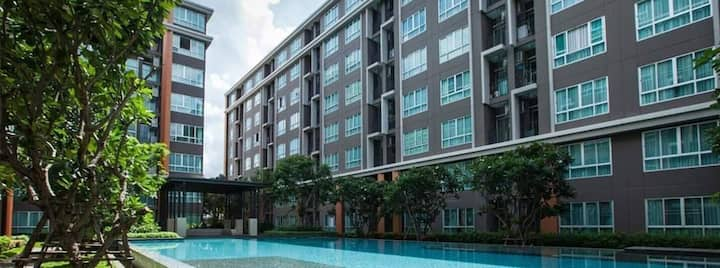 D Condo Hyde Luxury Chiang Rai