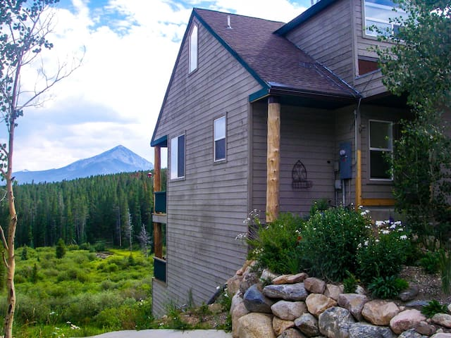 Breathtaking Views with dual master - Silverthorne - House