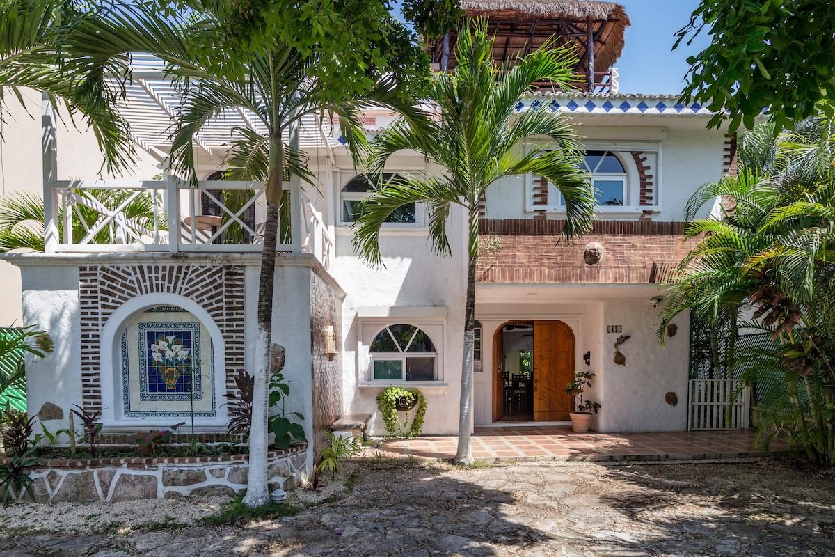 Villa lusso messico