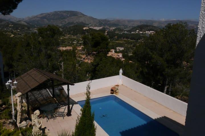 Villa Santorini - El Tossal - Villa