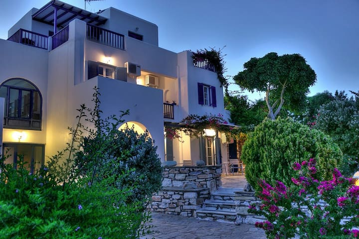 New Listing! Dryades Paros Room for 3 people - Drios