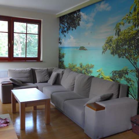 Apartament na Teleekspresu - Krynica Morska - Apartemen