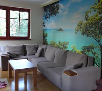 Apartament na Teleekspresu - Krynica Morska - Pis