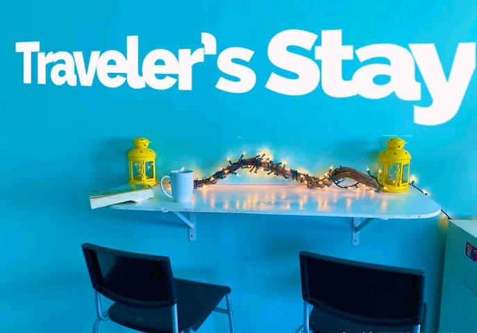 Traveler's Stay!