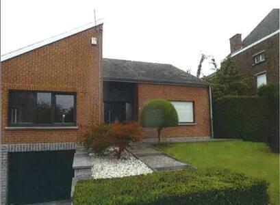 Maison au coeur de l'Europe - Mons
