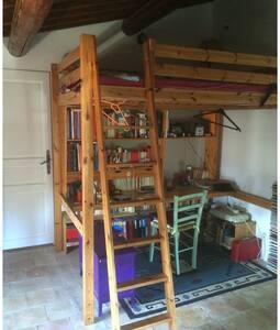 Chambre dans Maison ancienne - Saint-Chamas - Rumah