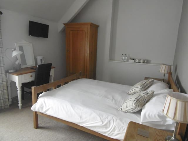 Deluxe Double Room at The Ship Inn