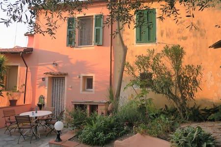 Mediterranean Art Casa in Pompeiana - Pompeiana - Дом