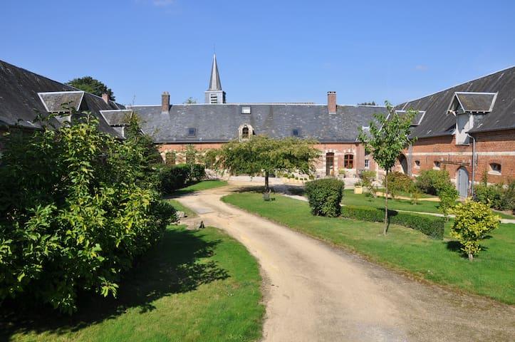 Domaine de Condé - Aisonville-et-Bernoville - Aamiaismajoitus
