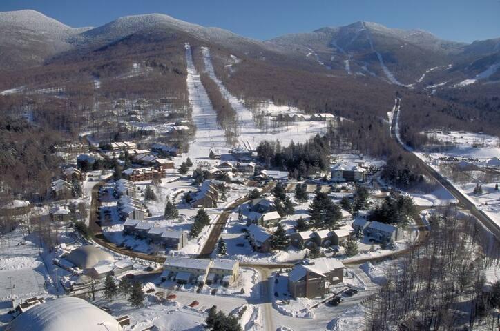 A Valentine's Ski Weekend in Vermont!