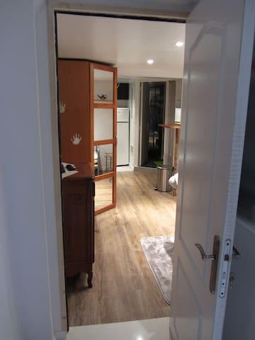 Studio 24 m²