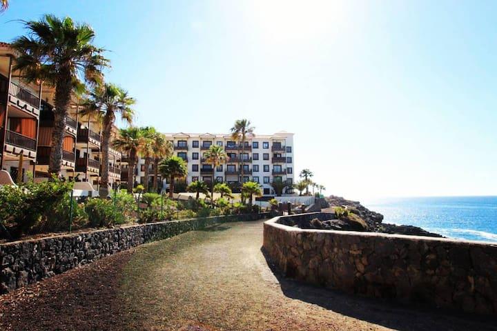 Balcon del Mar/First line Beach - Arona - Apartment