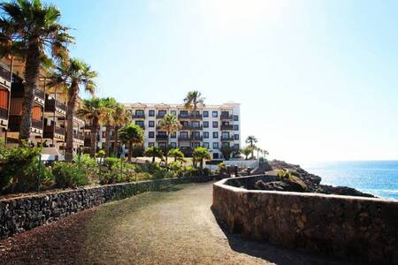 Balcon del Mar/First line Beach - 阿罗纳 - 公寓