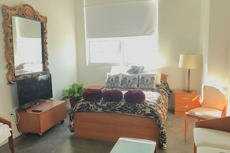 Habitacion de lujo con baño privado - Miami - Departamento