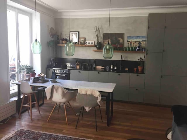 luxury & cosy apart close pere lachaise