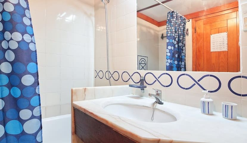 Bonito Apartamento Estudio en Complejo Turístico - Tavira - Leilighet
