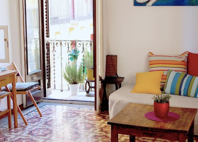Fantastic Apartment*Perfect Location*Oldtown/Beach - Barcelona - Appartement