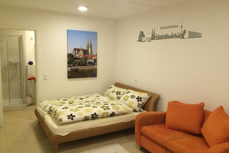 Apartment in the old town - new! - Regensburg