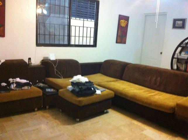 Chambre privée à Santo Domingo - Santo Domingo - Casa