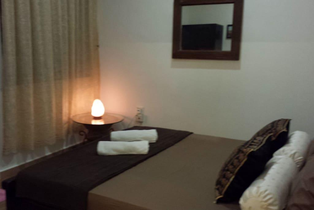 Kamar Zubaidah with Double Bed