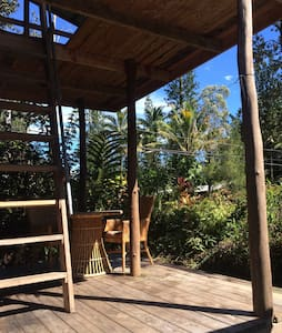 Downstairs Jungle Surf Cabin