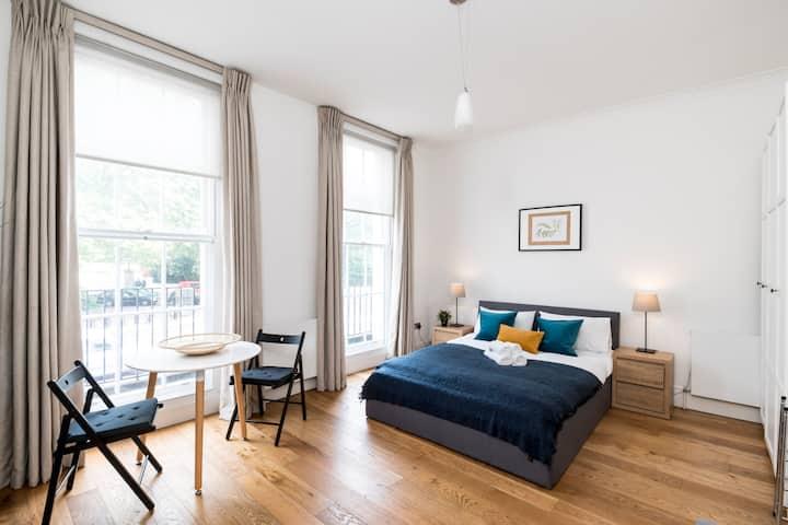 Marylebone/Baker Street/Regent's Park Studio Apart