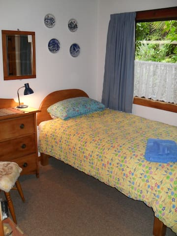 Hillhaven ( room 2) B&B in Napier, NZ