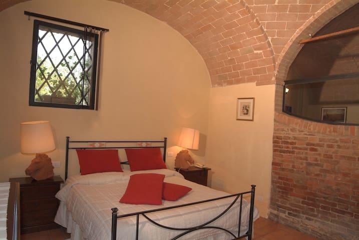 Siena,San Fabiano villa /il Pozzo - Monteroni d'Arbia - Apartment