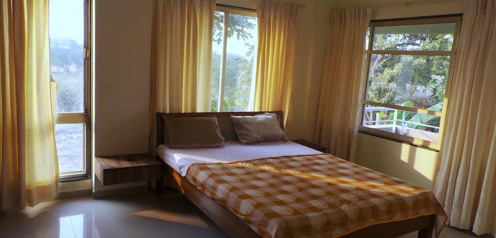 Bed room on 1st floor