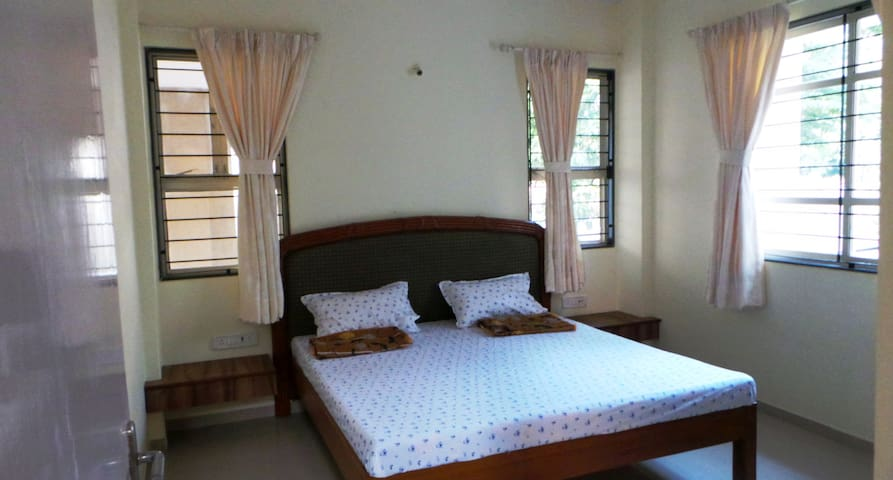 Gound floor Bed room