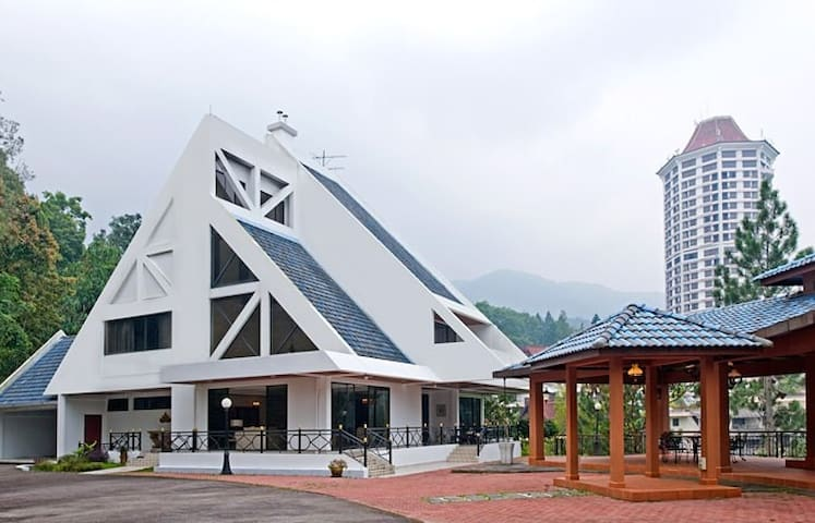 Dani Lodge - Genting Highlands - House