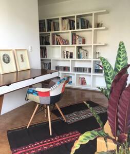 BRIGHT DUPLEX W/ ROOFGARDEN - ROMA - Ciudad de México - Apartment