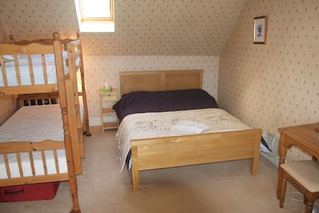 Comfortable Family Room near Kenmore,  Loch Tay - Hus