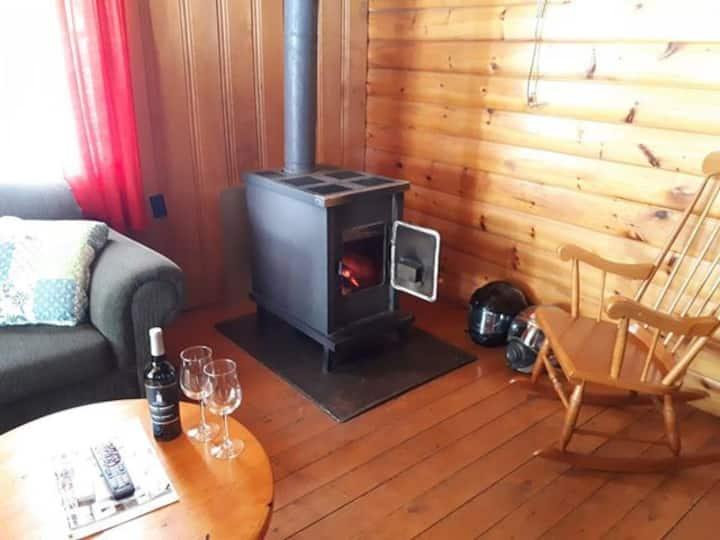 Private all-Season pine Cabin on the Miramichi - 7