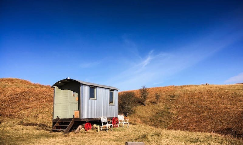 The Shepherd's Hut on Eigg - Isle of Eigg - Maja