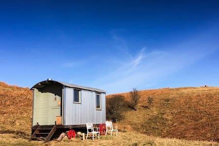 The Shepherd's Hut on Eigg - Isle of Eigg