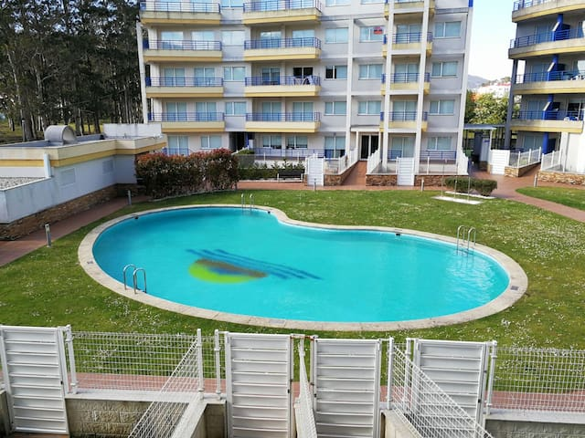 Apartamento fantástico en Puerto Azul (Cedeira) - Cedeira - Appartement
