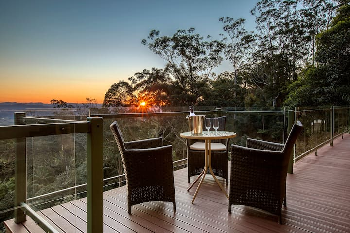 Avocado Sunset Bed & Breakfast - North Tamborine - Bed & Breakfast