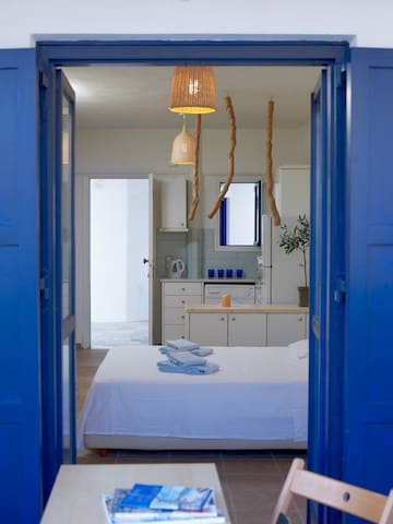 Beautiful studio in platis gialos - Mikonos - Departamento