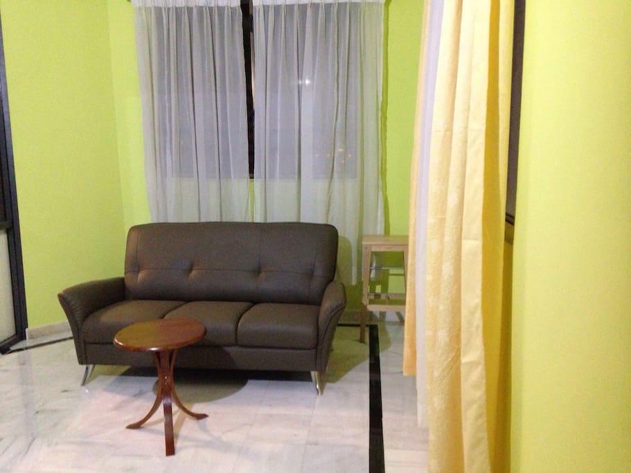 Studio with Room No 1