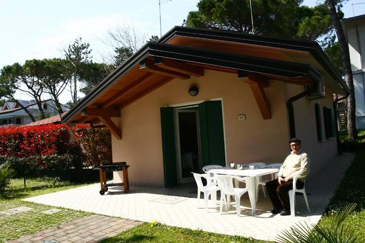 Villa Susanna - Lignano Sabbiadoro - Ev
