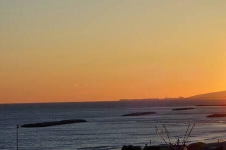 Vue magnifique à Palavas les Flots - Palavas-les-Flots