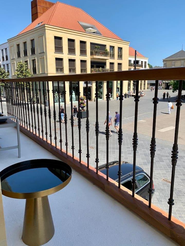 Luxe appartement hartje Valkenburg met balkon (1)