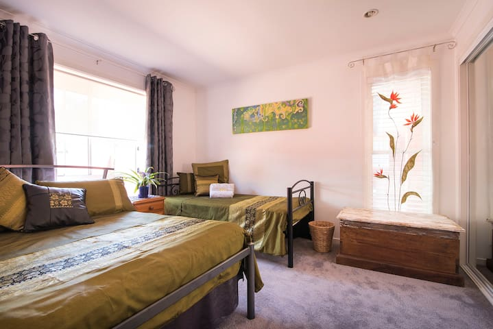 Twin Room for 3 Guests