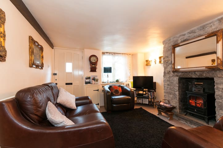 Fox Cottage - Tetbury - Hus