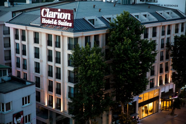 Speciality Suite @ Clarion Istanbul - İstanbul - Apartment