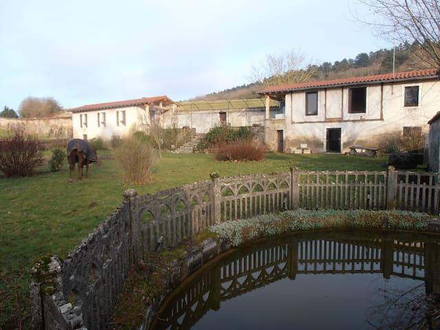 BOURG EN BRESSE FR MEILLONNAS GITE - MEILLONNAS - House