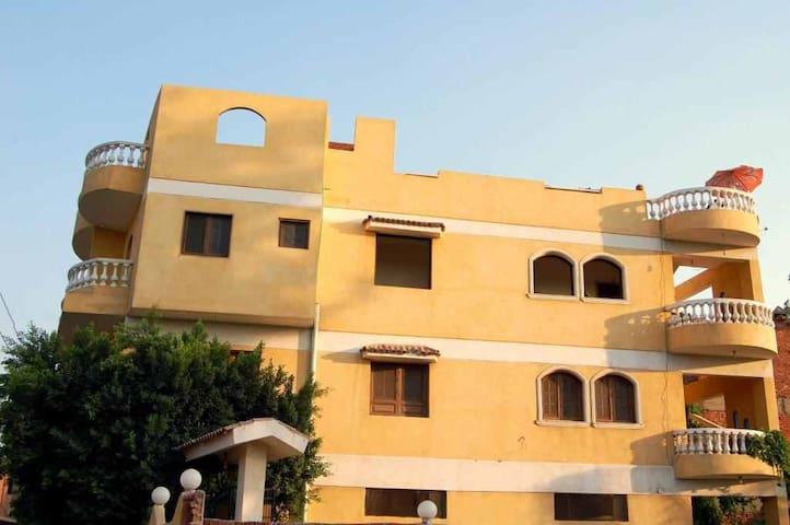 Near Cairo triple room in Ancient village Abu Sir - El-Masara El-Balad - Dom